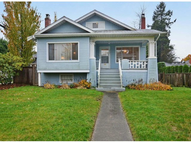 Main Photo: 2708 W 33RD AV in Vancouver: MacKenzie Heights House for sale (Vancouver West)  : MLS® # V1091983
