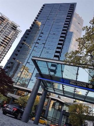 Main Photo: 806 1050 BURRARD STREET in Vancouver: Downtown VW Condo for sale (Vancouver West)  : MLS® # R2160903