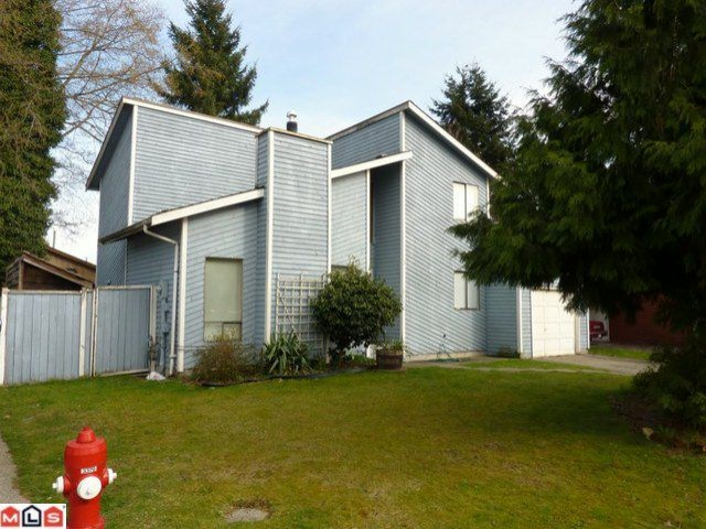 Main Photo: 8150 122ND Street in Surrey: Queen Mary Park Surrey House for sale : MLS® # F1208453