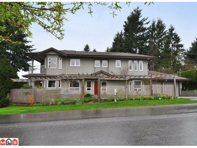 "Main Photo: 1047 STEVENS Street: White Rock House for sale in ""WHITE ROCK"" (South Surrey White Rock)  : MLS® # F1209554"