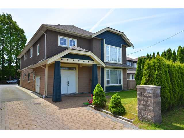 Main Photo: 4400 STEVESTON Highway in Richmond: Steveston South House for sale : MLS® # V1010724