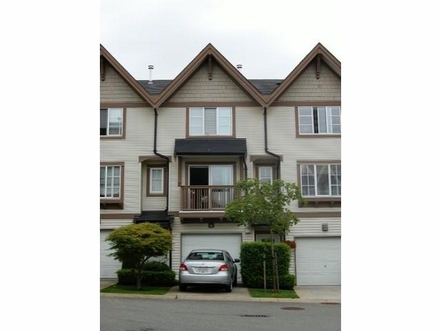 "Main Photo: 51 20540 66TH Avenue in Langley: Willoughby Heights Townhouse for sale in ""Amberleigh"" : MLS® # F1313909"