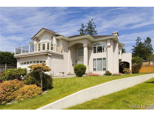 Main Photo: 521 Pamela Place in VICTORIA: SW Northridge Single Family Detached for sale (Saanich West)  : MLS®# 287199