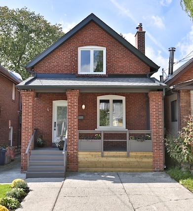 Main Photo: 4 Second Street in Toronto: New Toronto Freehold for sale ()  : MLS® # W3038902