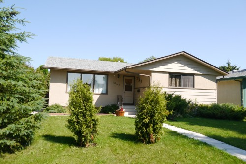 Main Photo: 1063 Ducharme Avenue in Winnipeg: St. Norbert Single Family Detached for sale (South Winnipeg)  : MLS(r) # 1508054