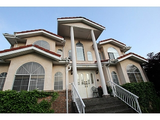 Main Photo: 8812 Yarrow Place in Burnaby: The Crest House for sale (Burnaby East)  : MLS® # V1122267