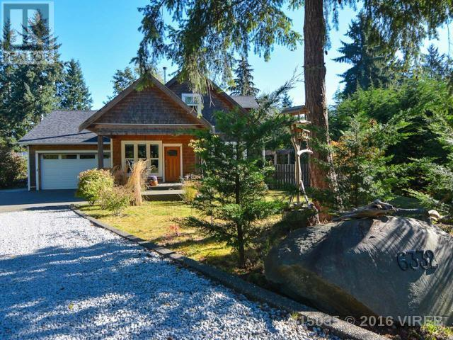 Main Photo: 6332 TREHERNE ROAD in COURTENAY: House for sale : MLS®# 415035