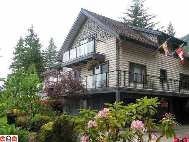 Main Photo: 6285 ROCKWELL Drive: Harrison Hot Springs House for sale : MLS® # H1202283