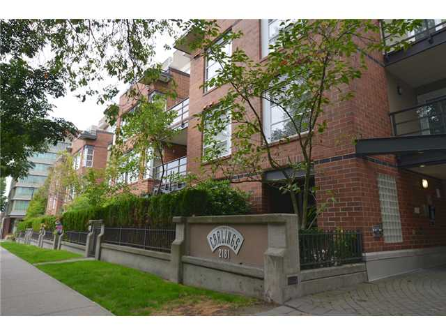 "Photo 10: 406 2181 W 12TH Avenue in Vancouver: Kitsilano Condo for sale in ""THE CARLINGS"" (Vancouver West)  : MLS(r) # V973471"