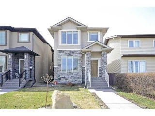 Main Photo: 1405 42 Street SW in CALGARY: Rosscarrock House for sale (Calgary)  : MLS(r) # C3566191