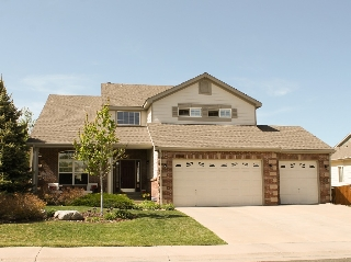 Main Photo: 17667 E. Cloudberry Drive in Parker: House for sale : MLS® # 9708737