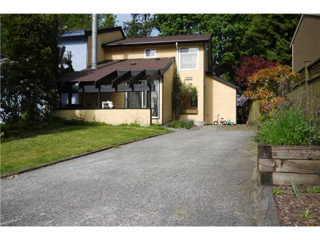 Main Photo: 2549 Burian Drive in : Coquitlam East House for sale (Coquitlam)  : MLS® # V1064314