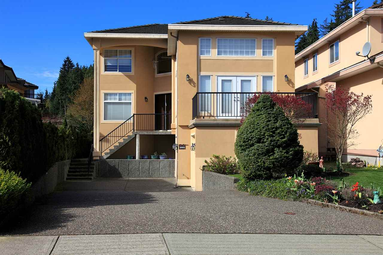 Main Photo: 2002 TURNBERRY LANE in Coquitlam: Westwood Plateau House for sale : MLS®# R2055635