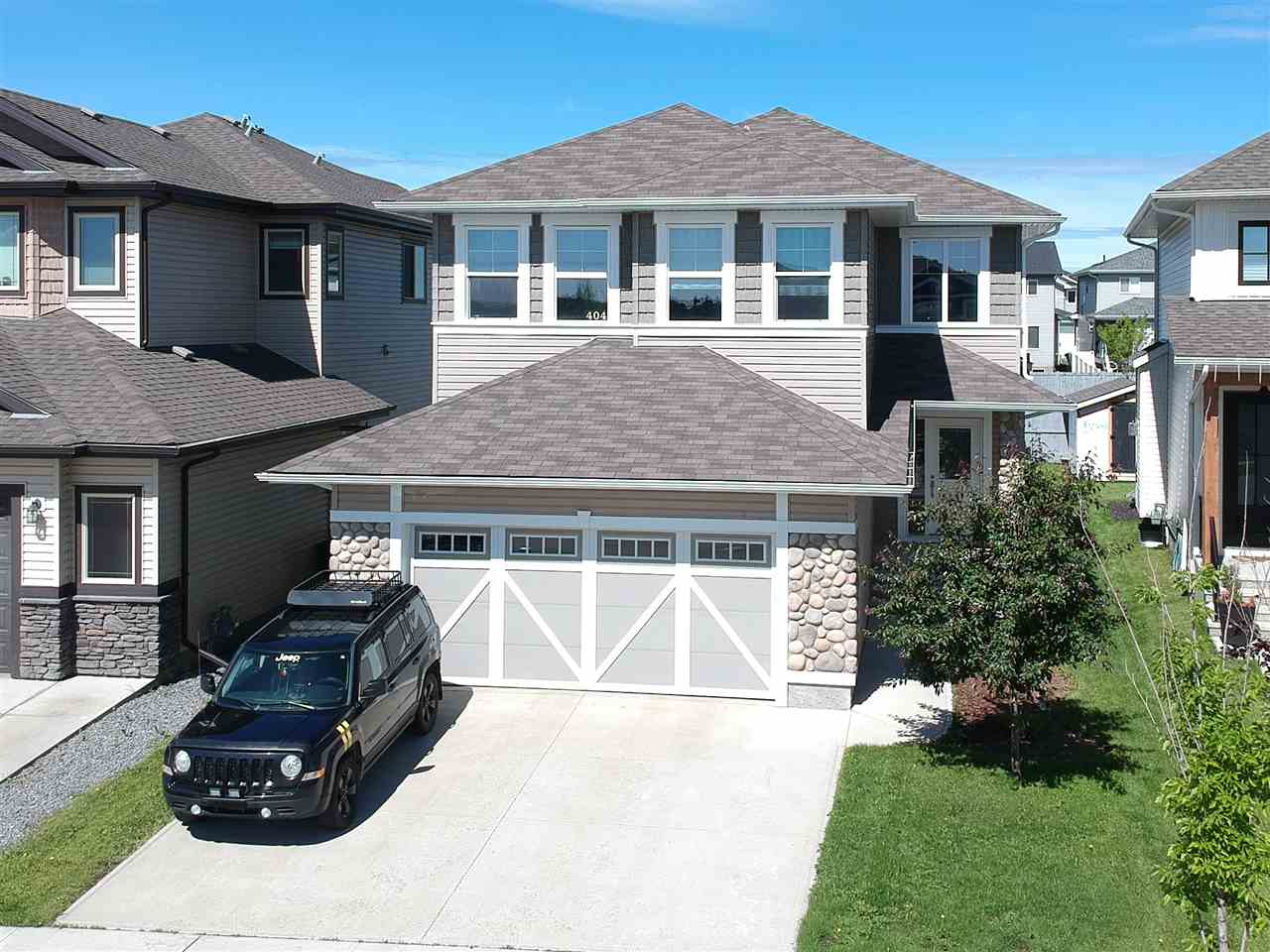 FEATURED LISTING: 404 MEADOWVIEW Drive Fort Saskatchewan