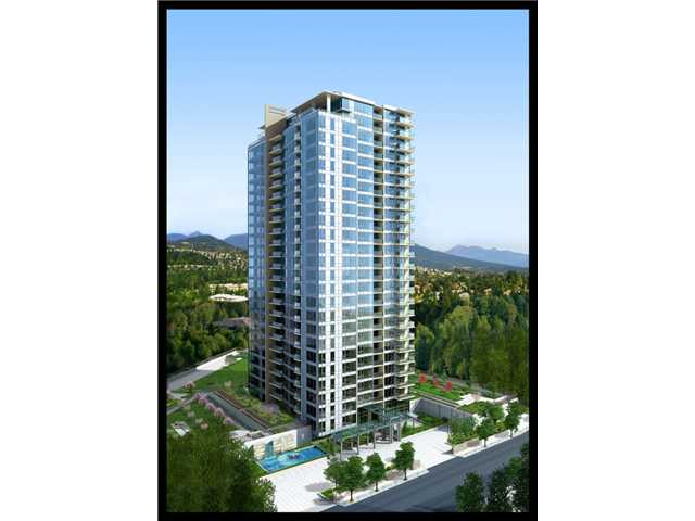 "Main Photo: 1905 660 NOOTKA Way in Port Moody: Port Moody Centre Condo for sale in ""KLAHANIE"" : MLS® # V1014428"