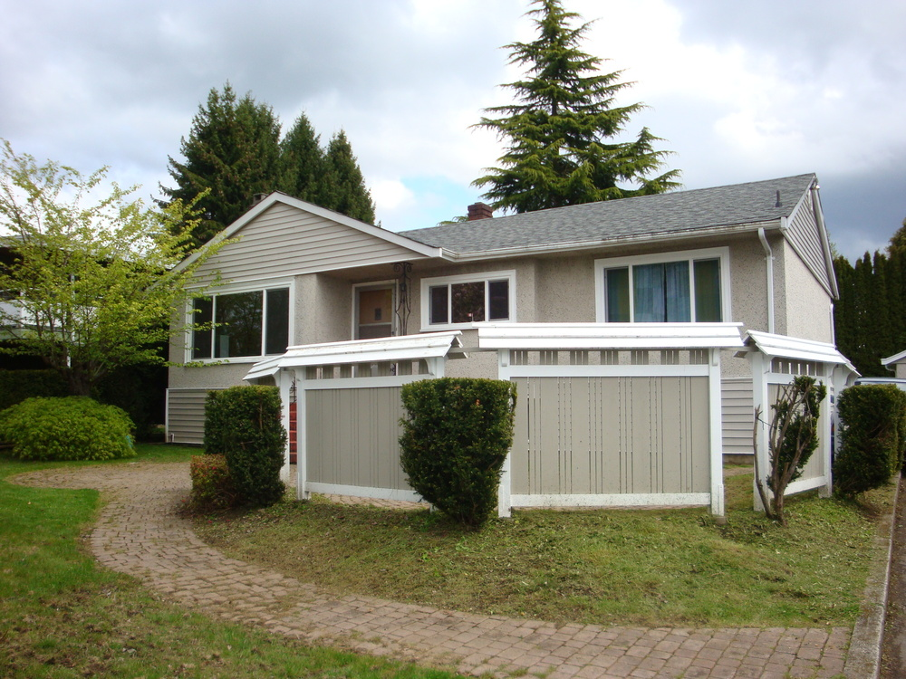 Main Photo: 1970 DUTHIE Ave in Burnaby North: Montecito Home for sale ()  : MLS(r) # V887459
