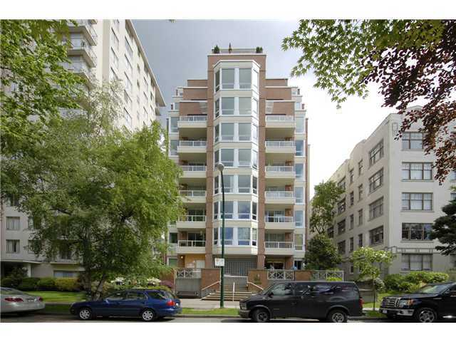 "Main Photo: # 601 1935 HARO ST in Vancouver: West End VW Condo for sale in ""SUNDIAL AT THE PARK"" (Vancouver West)  : MLS(r) # V1024147"