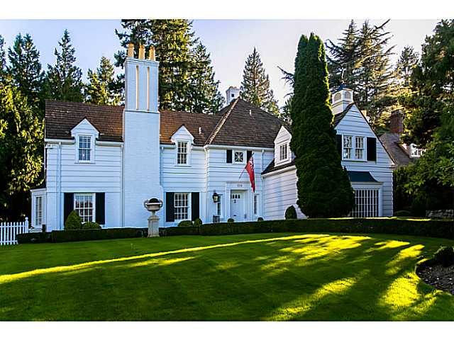 Main Photo: 1310 W 33RD AV in Vancouver: Shaughnessy House for sale (Vancouver West)  : MLS® # V1028460