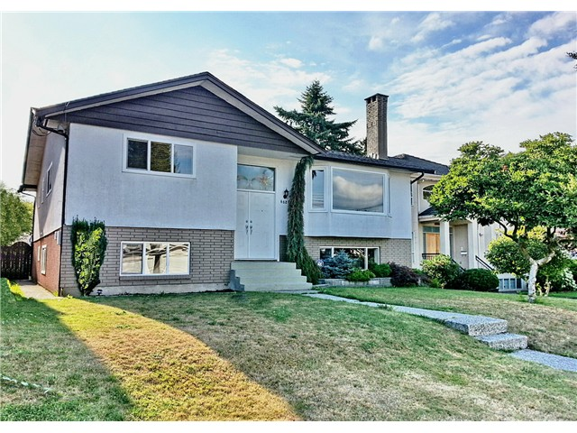 "Main Photo: 6621 RUSSELL Avenue in Burnaby: Upper Deer Lake House for sale in ""Burnaby South - Upper Deer Lake"" (Burnaby South)  : MLS® # V1080509"