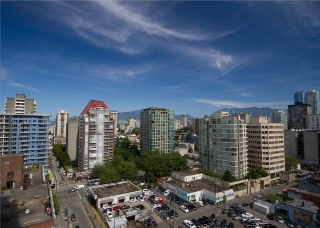 Main Photo: 1702 1308 HORNBY STREET in Vancouver: Downtown VW Condo for sale (Vancouver West)  : MLS(r) # R2037386