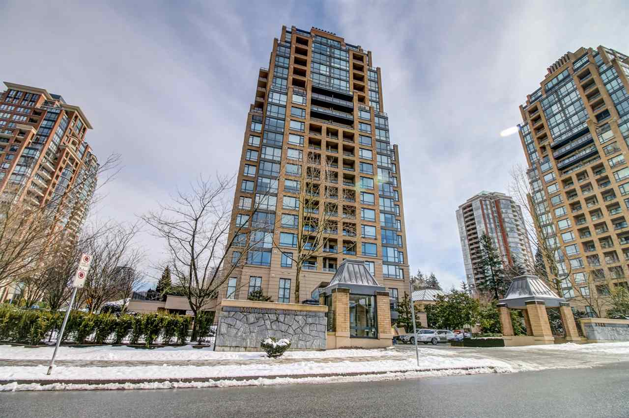 Main Photo: 2104 7368 SANDBORNE AVENUE in Burnaby: South Slope Condo for sale (Burnaby South)  : MLS(r) # R2144966