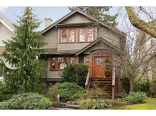 "Main Photo: 4550 W 7TH Avenue in Vancouver: Point Grey House for sale in ""POINT GREY"" (Vancouver West)  : MLS(r) # V990504"