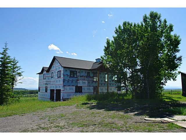 Main Photo: 41031 CAMDEN Lane in COCHRANE: Rural Rocky View MD Residential Detached Single Family for sale : MLS® # C3625835