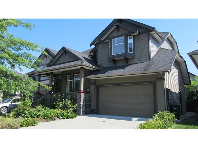 Main Photo: 11252 TULLY Crescent in Pitt Meadows: South Meadows House for sale : MLS®# V1081553