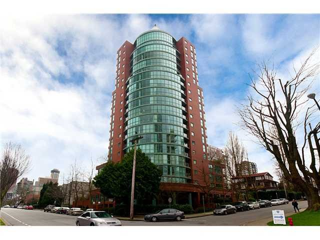 Main Photo: # 504 1888 ALBERNI ST in Vancouver: West End VW Condo for sale (Vancouver West)  : MLS® # V1112398