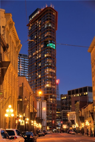 Main Photo: 3909 128 W CORDOVA STREET in Vancouver: Downtown VW Condo for sale (Vancouver West)  : MLS(r) # V1142893