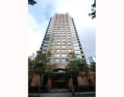 Main Photo: 1102 1189 Howe Street in Vancouver: Downtown VW Condo for sale (Vancouver West)  : MLS®# V779458