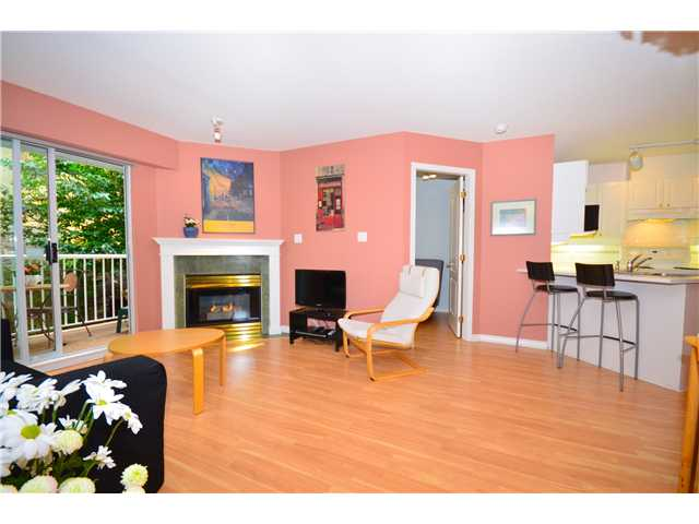 "Main Photo: 307 1035 AUCKLAND Street in New Westminster: Uptown NW Condo for sale in ""Queens Terrace"" : MLS(r) # V942214"