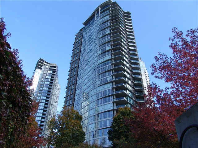 Main Photo: # 3106 455 BEACH CR in Vancouver: Yaletown Condo for sale (Vancouver West)  : MLS® # V1037482