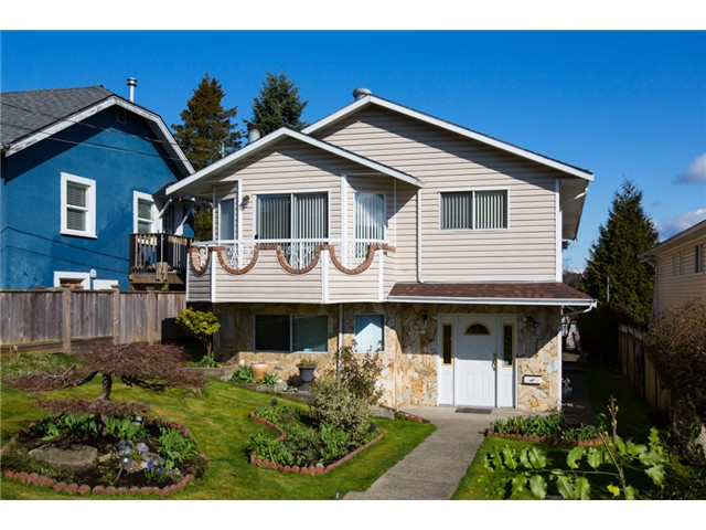 Main Photo: 315 Hoult Street in New Westminster: The Heights NW House for sale : MLS® # V1053224