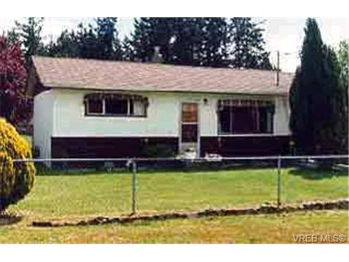 Main Photo: 2831 Knotty Pine Road in VICTORIA: La Langford Proper Single Family Detached for sale (Langford)  : MLS(r) # 175871