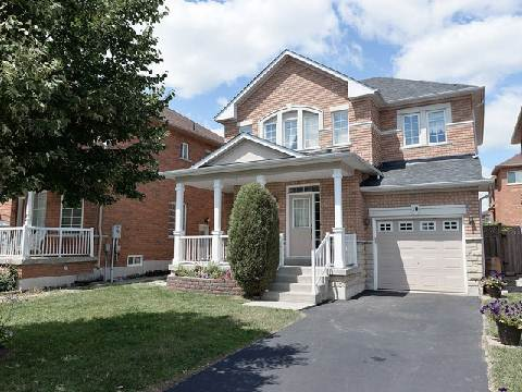 Main Photo: Residential Sold | 10 Bluewater Trail, Vaughan, Onatrio | $582,500 | Tony Fabiano