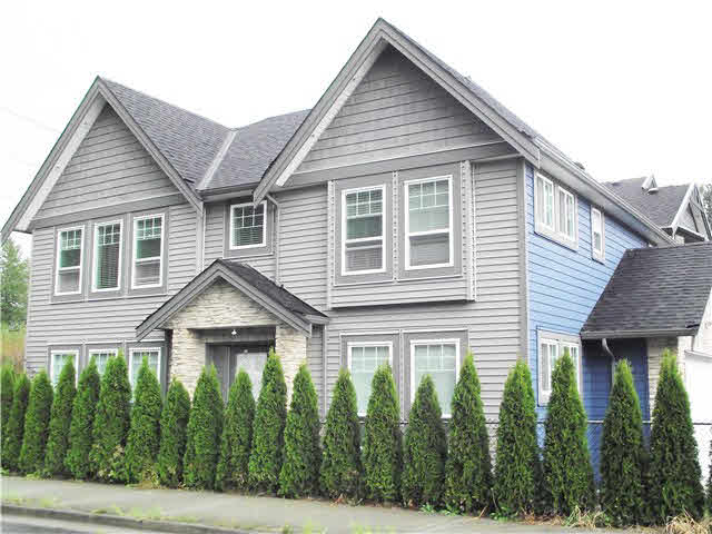 Main Photo: 4066 JOSEPH PLACE in PORT COQ: Lincoln Park PQ House for sale (Port Coquitlam)  : MLS® # V1137349