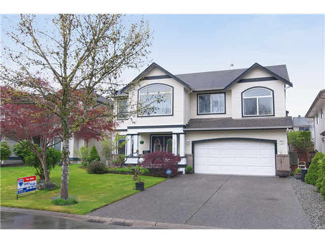 Main Photo: 12142 201B STREET in Maple Ridge: Northwest Maple Ridge House for sale : MLS® # V1059196