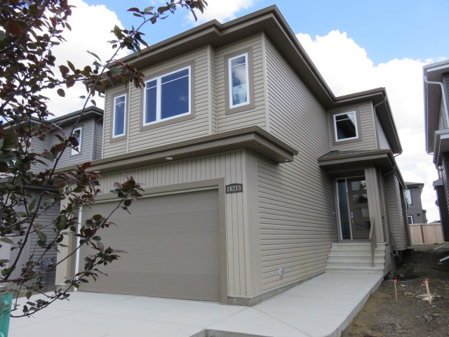 Main Photo: 16215 139 ST NW in Edmonton: Zone 27 House for sale : MLS® # E4023512