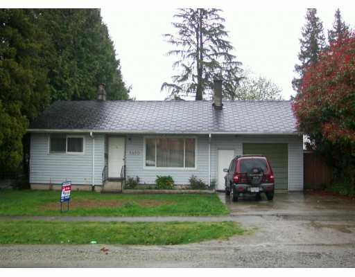 Main Photo: 6450 WALKER AV in Burnaby: Upper Deer Lake House for sale (Burnaby South)  : MLS®# V584658