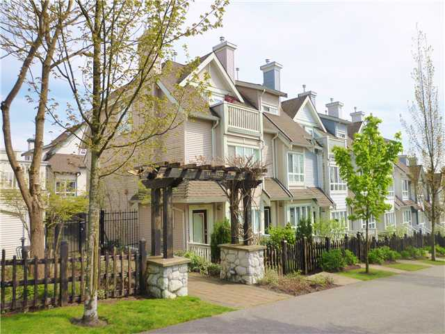 Main Photo: 7438 HAWTHORNE TE in : Highgate Townhouse for sale : MLS® # V899537
