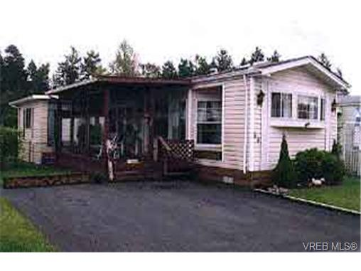 Main Photo: 50 7701 Central Saanich Road in SAANICHTON: CS Hawthorne Other for sale (Central Saanich)  : MLS® # 116077