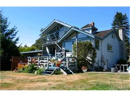 Main Photo: 7045 W Grant Road in SOOKE: Sk John Muir Single Family Detached for sale (Sooke)  : MLS® # 205035