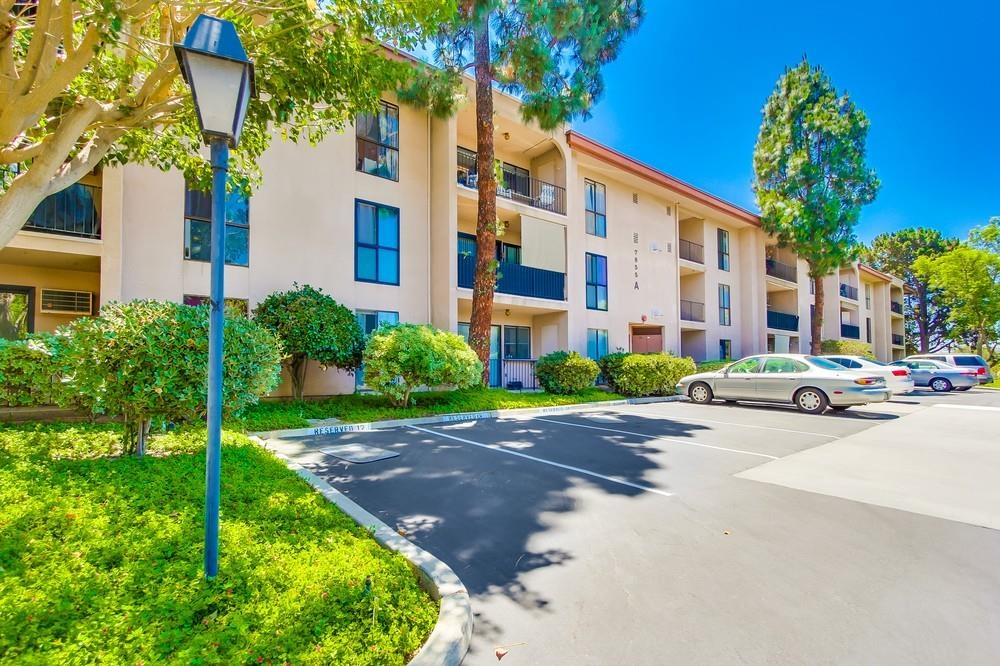 Main Photo: SAN CARLOS Condo for sale : 2 bedrooms : 7855 Cowles Mountain #A11 in San Diego