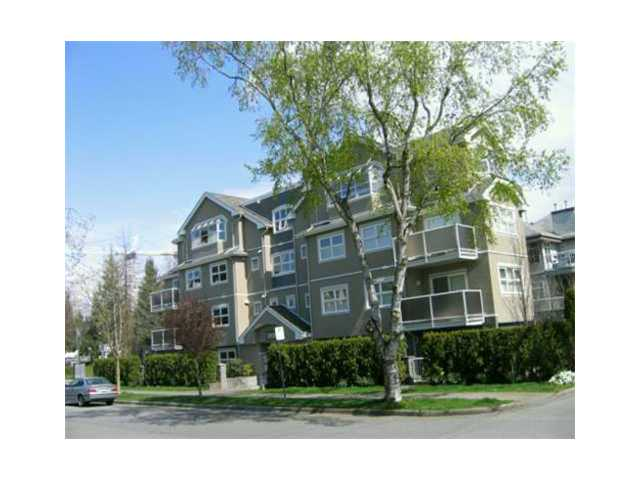Main Photo: # 302 3008 WILLOW ST in Vancouver: Fairview VW Condo for sale (Vancouver West)  : MLS® # V1060311