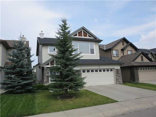 Photo 2: 54 WENTWORTH RD SW in Calgary: West Springs House for sale : MLS(r) # C3631574