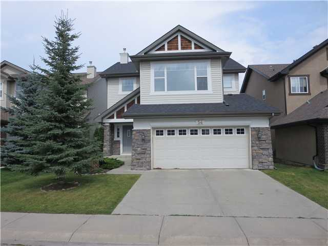 Main Photo: 54 WENTWORTH RD SW in Calgary: West Springs House for sale : MLS(r) # C3631574