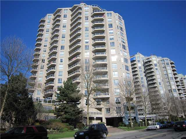Main Photo: # 504 1185 QUAYSIDE DR in New Westminster: Quay Condo for sale : MLS® # V1107490