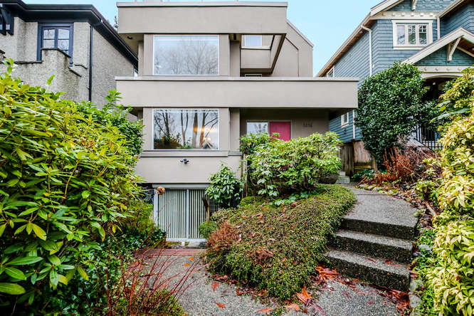 Main Photo: 3836 W 15th Avenue in Vancouver: House for sale : MLS® # R2025970