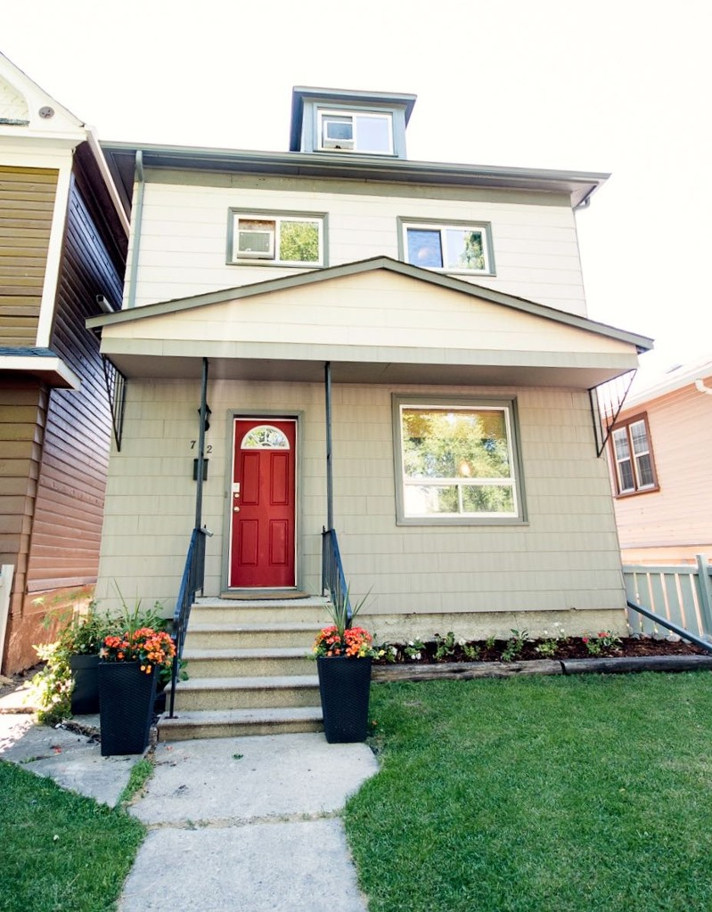 Main Photo: 772 Beverley Street in Winnipeg: West end Single Family Detached for sale ()  : MLS® # 1618345